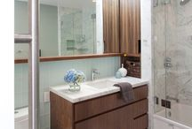 Bathroom Re-do / by Lesley Emery