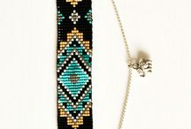 Loom Beaded Necklaces