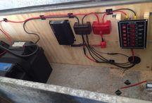 Karavan elektrik