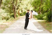 HGPD | Black + White Wedding Inspiration