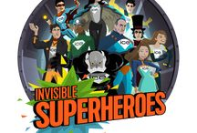Invisible Superheroes Exhibition / Explore how civil engineers transform lives.  Free exhibition open to the public Monday - Friday 10am-5pm.  See more details at https://www.ice.org.uk/events/exhibitions/ice-invisible-superheroes-exhibition