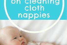 Cloth nappy tips