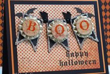 Cards Halloween / by Brenda Grinnell