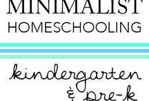 Homeschooling for toddlers