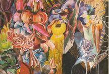 Alice in W:Art/Dusan Kallay / Alice in wonderland (illustrator)