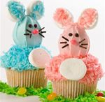 Bunnies, and Eggs and Treats, Oh my! / Find fun recipes and cute decor ideas for Easter!
