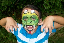 face painting / Things I have done or want to do. / by Jolene Box