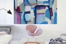 Paintings - Interior Design