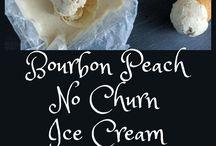 Ice Cream - Cold & Creamy / Cold, Creamy and Dreamy - Ice Cream Recipes to try soon!