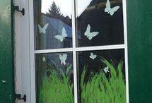 Vyzdoba okien