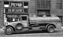 Company History / Did you know that the oil heating industry began with Petro?  Read each Pin to learn more.