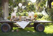 Wedding Ideas / by Charlotte Jeske
