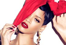 Fall Trend: Deep Red Lips