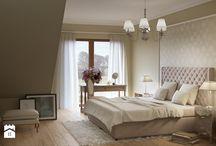 sypialnia - łóżko