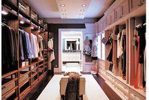 My wish.....Walk in closet...
