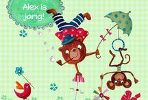 Verjaardagskaarten felicitatie / Elke verjaardag is natuurlijk een feestje waard! Start de feestvreugde alvast door een kaart uit onze uitgebreide collectie verjaardagskaarten te verzenden. Voor elke leeftijd hebben wij een mooi ontwerp klaar staan.
