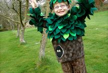 Tree costumes / by Talei Langley