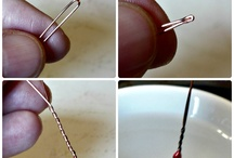AJE Tutorials / Tutorials for creating art jewelry or handmade components for art jewelry.