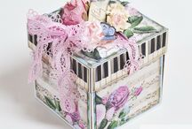 Box Inspirations / Crafts Inspirations from others