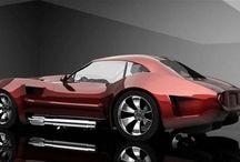 Shelby Cobra concept / Shelby Discover>>