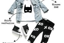 Trendy boys outfit