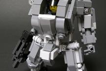 Lego / Arte com Lego