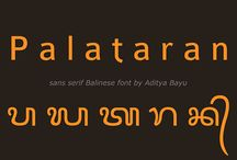 Indonesian Scripts