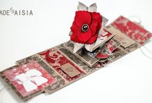 Made by Aisia / Zabawy z papierem