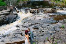 Spring Weddings - Lutsen Resort on Lake Superior