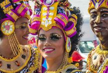Curacao mask