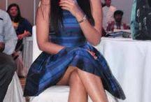 Shriya Saran / Shriya Saran also known by the mononym Shriya, is an Indian film actress and model . She has acted in Telugu, Tamil, and Hindi language films, as well as a few films in English, Malayalam and Kannada.