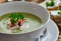 Eigen gemaakte soepen
