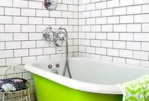 #Bathrooms / Here are our tiles and others  - #bathroom inspirational pics. www.thetilehouse.co.za