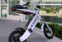 eBikes & Trikes / Electric bicycles and trikes