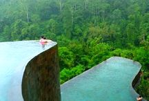 Bali / A great value destination with some amazing luxury hotels.