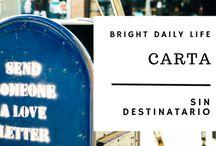 thebrightsideofdailylife.com / Inspiración con la vida diaria, enseñanzas, anécdotas y aventuras compartidas...