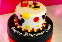 Pixy Cakes – Mickey Mouse