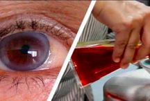 ögon behandling
