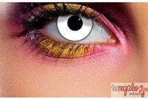 #LENTILLAS de COLORES y FANTASÍA / Consigue una mirada de impacto con unas #lentillas de fantasía sin graduación. Con este rápido cambio de imagen le darás vida a la mirada durante unas horas y podrás transformarte logrando el tono de ojos que siempre quisiste tener. Prueba nuestras lentillas de colores y descubre cómo sería tu aspecto. http://www.turegaloonline.com/es/61-lentillas-de-colores-para-mujer