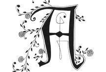 A is for Ann / by Gloria Erickson
