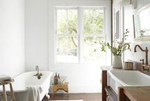 bath ideas rustic