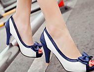 sapatos para fics