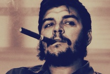 Che Guevara  / portrait of a legend