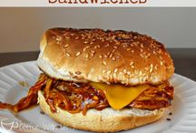 Tailgating Recipes and More / Tailgating (or homegating, couchgating) recipes, decorations, games and more / by Busy Bee Blogger