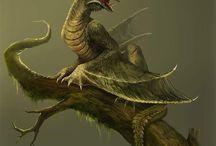 Существа | Драконы