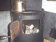 gas bottle stoves n fire place