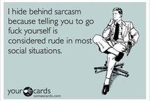 Yeah, that is what I said . . . / by Sandi Fox