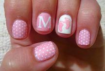 Pregnancy Nails