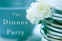 The Dinner Party / A board dedicated to Brenda Janowitz's fifth novel, coming April 12th.  http://amzn.to/1n5d32j