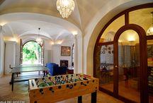 Family Vacations at a Luxury Italian villa